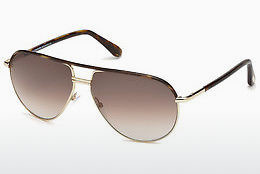Óculos de marca Tom Ford Cole (FT0285 52K) - Castanho, Dark, Havana