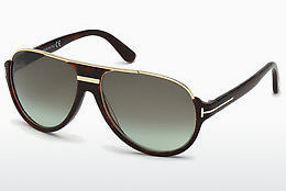 Óculos de marca Tom Ford Dimitry (FT0334 56K) - Havanna