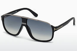 Óculos de marca Tom Ford Eliott (FT0335 02W) - Preto, Matt