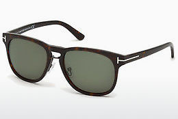 Óculos de marca Tom Ford Franklin (FT0346 56N) - Castanho, Havanna