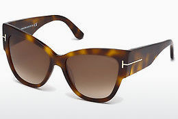 Óculos de marca Tom Ford Anoushka (FT0371 53F) - Havanna, Yellow, Blond, Brown
