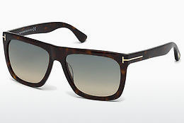 Óculos de marca Tom Ford Morgan (FT0513 52W) - Castanho, Dark, Havana