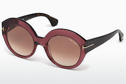 Óculos de marca Tom Ford Rachel (FT0533 71F) - Bordeaux, Bordeaux