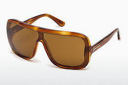 Óculos de marca Tom Ford FT0559 53E - Havanna, Yellow, Blond, Brown