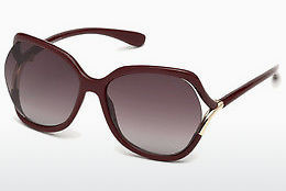 Óculos de marca Tom Ford FT0578 69T - Bordeaux, Bordeaux, Shiny