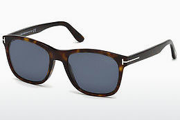 Óculos de marca Tom Ford FT0595 52D - Castanho, Dark, Havana