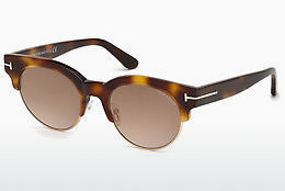 Óculos de marca Tom Ford FT0598 53G - Havanna, Yellow, Blond, Brown