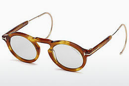 Óculos de marca Tom Ford FT0632 53A - Havanna, Yellow, Blond, Brown