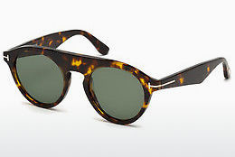 Óculos de marca Tom Ford FT0633 52A - Castanho, Dark, Havana