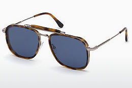 Óculos de marca Tom Ford FT0665 53V - Havanna, Yellow, Blond, Brown
