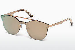 Óculos de marca Web Eyewear WE0190 34G - Bronze, Bright, Shiny