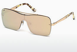 Óculos de marca Web Eyewear WE0202 34G - Bronze, Bright, Shiny