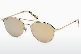 Óculos de marca Web Eyewear WE0208 34G - Bronze, Bright, Shiny
