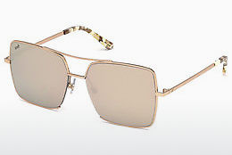 Óculos de marca Web Eyewear WE0210 34G - Bronze, Bright, Shiny