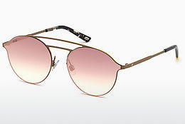 Óculos de marca Web Eyewear WE0249 35G - Bronze, Bright, Matt