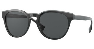 Burberry BE4310 385087 GREYTOP OPAL GREY ON BLACK