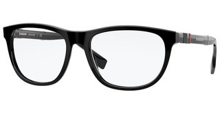 Burberry BE4319 30011W CLEARBLACK