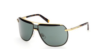 Dsquared DQ0352 30N grüntiefes gold glanz