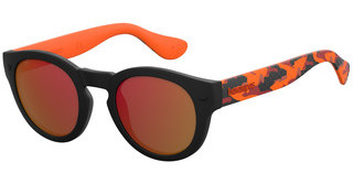 Havaianas TRANCOSO/M WWN/UW ORANGE FLASH MLBKORGSKUL