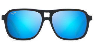 Maui Jim Little Maks B771-2M Blue HawaiiMatte Black