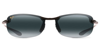 Maui Jim Makaha Readers G805-0225 Neutral Grey (dpt. 2.5)Gloss Black