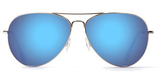 Maui Jim Mavericks B264-17 Blue HawaiiSilver