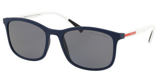 Prada Sport PS 01TS 288255 POLAR GREYBLUE RUBBER