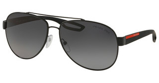 Prada Sport PS 55QS 1AB5W1 POLAR GREY GRADIENTBLACK