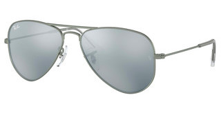 Ray-Ban Junior RJ9506S 250/30 GREY FLASHMATTE GUNMETAL