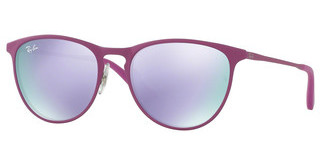 Ray-Ban Junior RJ9538S 254/4V FLASH LILLARUBBER GREY/ PINK
