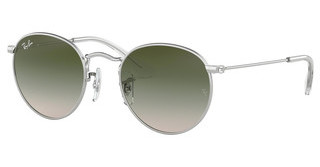 Ray-Ban Junior RJ9547S 212/2C LIGHT BROWN GRADIENT GREENSILVER