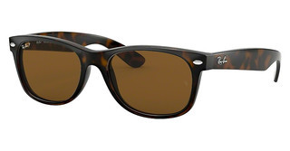 Ray-Ban RB2132 902/57 CRYSTAL BROWN POLARIZEDTORTOISE