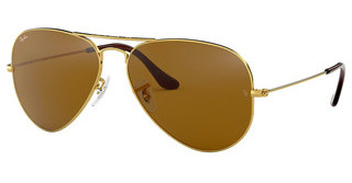 Ray-Ban RB3025 001/33 CRYSTAL BROWNGOLD