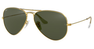 Ray-Ban RB3025 L0205 GREY GREENGOLD