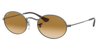 Ray-Ban RB3547N 004/51 CRYSTAL BROWN GRADIENTGUNMETAL