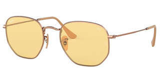 Ray-Ban RB3548N 91310Z EVOLVE LIGHT YELLOWCOPPER