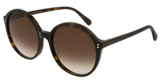 Stella McCartney SC0084S 002 BROWNHAVANA