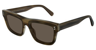 Stella McCartney SC0197S 003 BROWNHAVANA