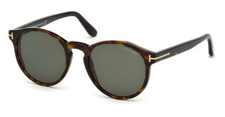 Tom Ford FT0591 52N grünhavanna dunkel