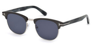 Tom Ford FT0623 09V blauanthrazit matt