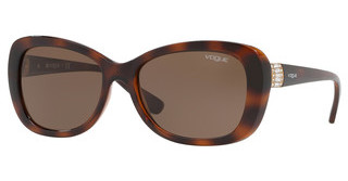 Vogue VO2943SB 238673 BROWNTOP HAVANA/LIGHT BROWN TRANSP