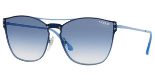 Vogue VO4136S 5112X0 CLEAR GRADIENT BLUELIGHT BLUE