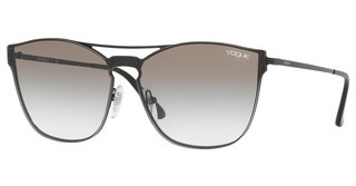 Vogue VO4136S W44/8E CLEAR GRADIENT LIGHT GREENBLACK
