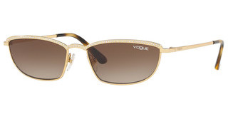 Vogue VO4139SB 280/13 BROWN GRADIENTGOLD