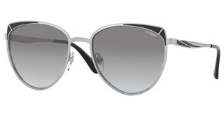Vogue VO4151S 323/11 GREY GRADIENTTOP BLACK/SILVER