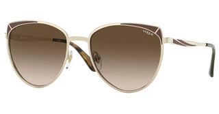 Vogue VO4151S 848/13 BROWN GRADIENTTOP PALE GOLD/MATTE BROWN
