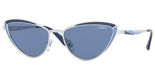 Vogue VO4152S 323/80 BLUESILVER/MATTE BLUE LIGHT BLUE