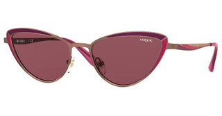 Vogue VO4152S 507469 DARK VIOLETCOPPER/MATTE BORDEAUX RED