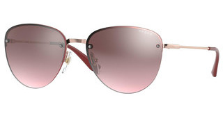 Vogue VO4156S 50757A PINK MIRROR SILVER GRADIENTROSE GOLD