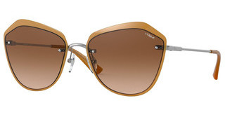 Vogue VO4159S 548/13 BROWN GRADIENTGUNMETAL/OPAL HONEY